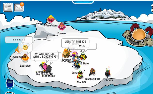party-iceberg